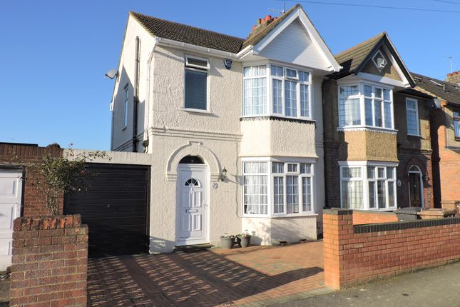 Thumbnail Semi-detached house for sale in Culverhouse Road, Luton