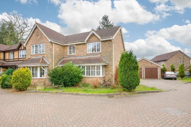 Thumbnail Detached house for sale in Grenville Way, Stevenage, Hertfordshire