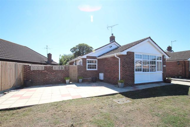 Thumbnail Bungalow for sale in Sussex Gardens, Holland-On-Sea, Clacton-On-Sea