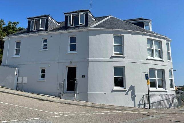 Thumbnail End terrace house for sale in 1 Erisey Terrace, Falmouth