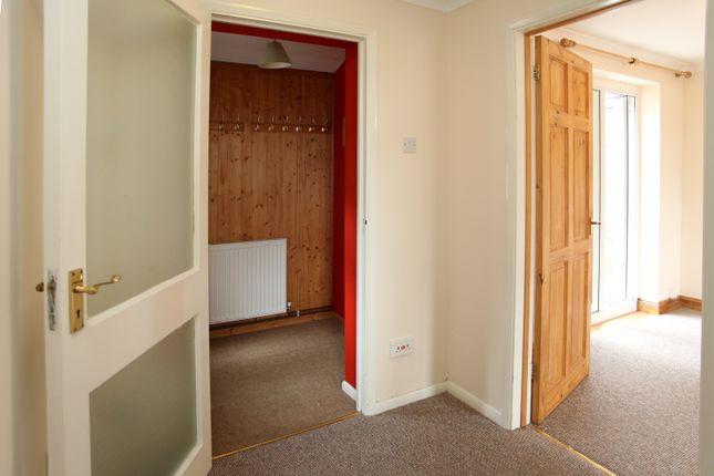 Hallway of Monksmead, Tavistock, Devon PL19