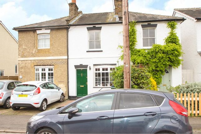 Thumbnail Cottage for sale in Dennis Road, East Molesey