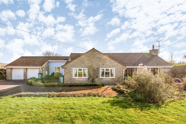 Thumbnail Detached bungalow for sale in Church Street, Upton Noble, Shepton Mallet