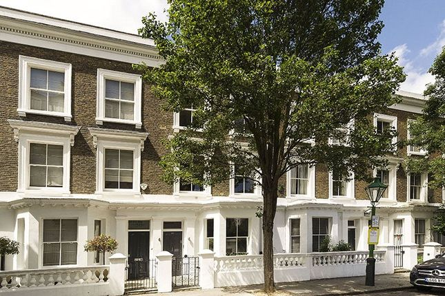 Thumbnail Terraced house for sale in Stanford Road, Kensington, London