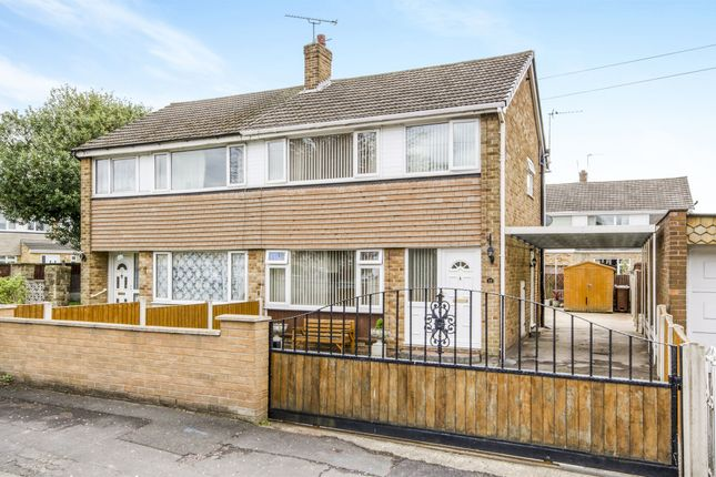 Thumbnail Semi-detached house for sale in Thornleigh Drive, Wakefield