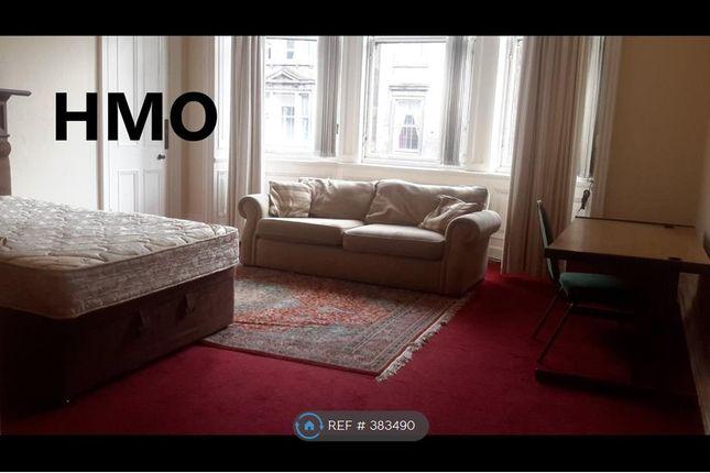 Thumbnail Flat to rent in Hmo Sauchiehall Street, Glasgow