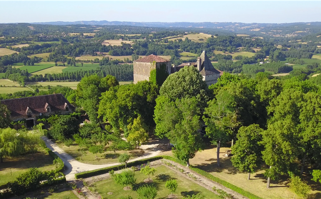 Thumbnail Town house for sale in Beduer, Lot, Occitanie, France