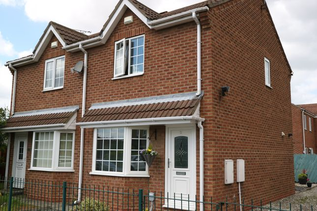 Thumbnail Semi-detached house for sale in Abbey Street, Hull, East Riding Of Yorkshire