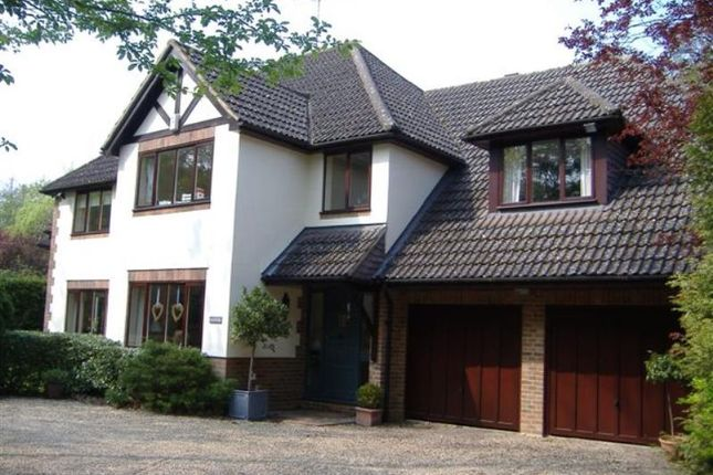 Thumbnail Detached house to rent in Pyrford Woods, Pyrford, Woking, Surrey
