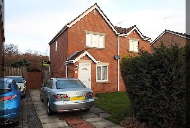 2 bed semi-detached house to rent in Bridgegate Drive, Victoria Dock, Hull