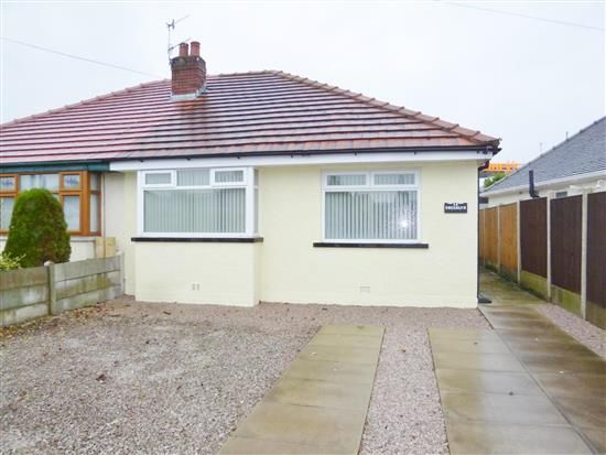 Thumbnail Bungalow to rent in Branksome Drive, Morecambe