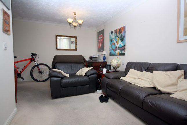 Lounge of Cliff Richard Court, Cheshunt EN8