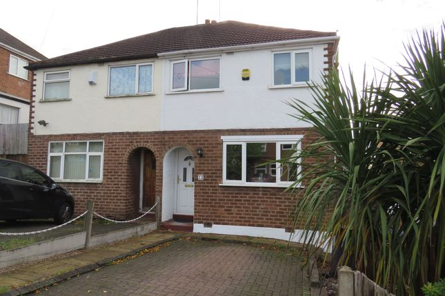 Thumbnail Semi-detached house for sale in Lingfield Avenue, Great Barr, Birmingham