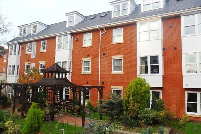 Thumbnail Flat to rent in Tudor Place, Christchurch Street, Ipswich, Suffolk