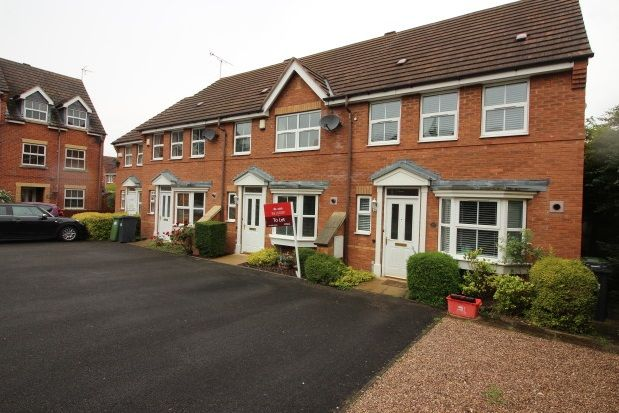 Thumbnail Mews house to rent in Rambures Close, Warwick