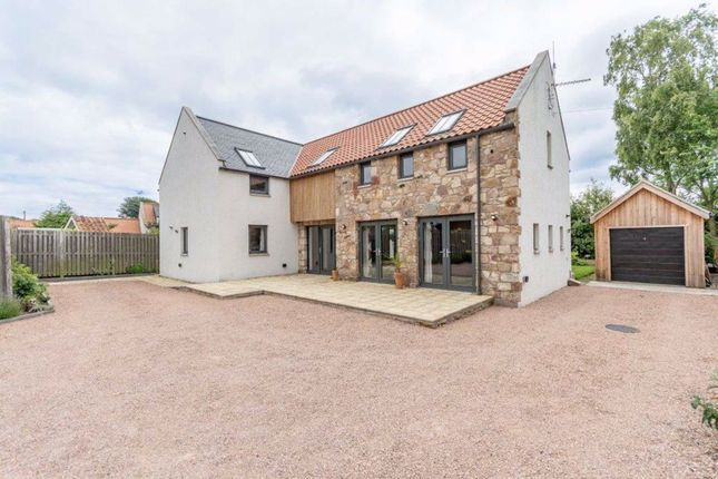 Thumbnail Detached house for sale in Meadow Road, Barnyards, Kilconquhar, Leven