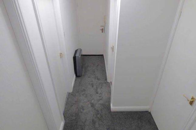 Hallway With Loft Access