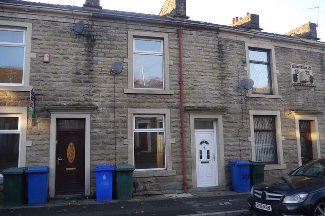 Thumbnail Terraced house to rent in Blackburn Road, Rossendale, Lancashire