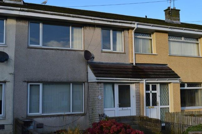 Thumbnail Terraced house for sale in Carne Court, Llantwit Major