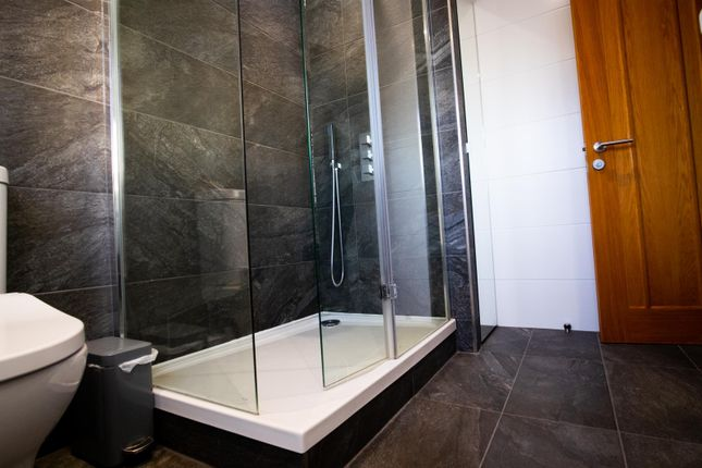 Shower Room of Summerfields, West Hunsbury, Northampton NN4