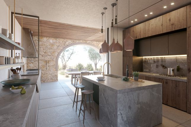 K Studio Fitted Kitchen With Island At Navarino Residences
