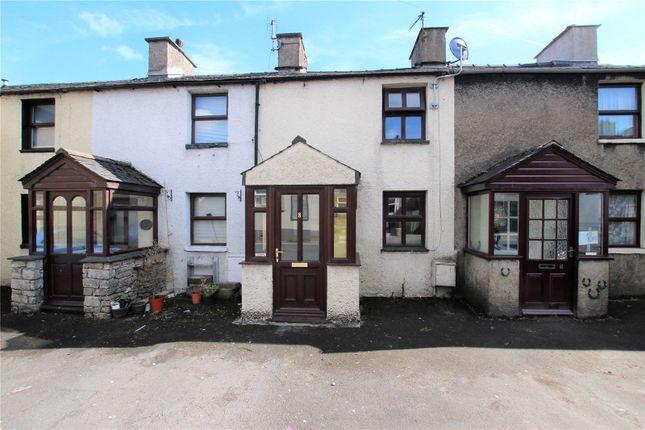 Thumbnail Terraced house for sale in 8 Market Street, Flookburgh, Grange-Over-Sands
