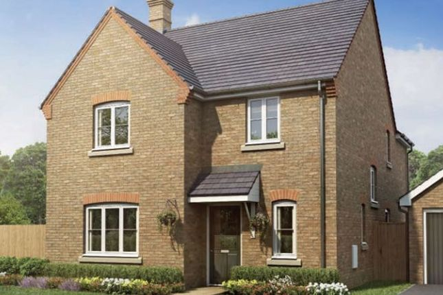 Thumbnail Detached house for sale in The Epsom @ Abbey Park, Thorney, Peterborough