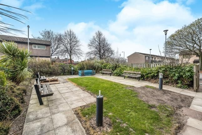 Communal Gardens of Fernhill Road, Bootle, Liverpool, Merseyside L20