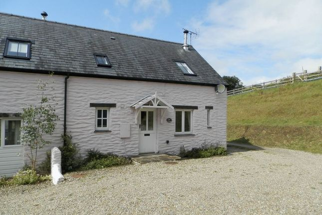 Thumbnail Semi-detached house for sale in Eglwyswrw, Crymych