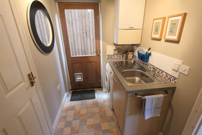 Utility Room of Drovers Way, Desford, Leicester LE9
