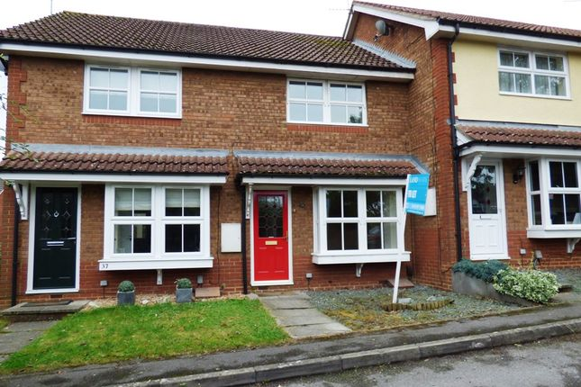 Thumbnail Terraced house to rent in Constable Close, Woodley