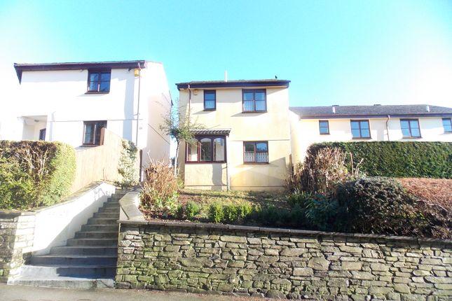 Thumbnail Detached house to rent in Tremeddan Court, Liskeard