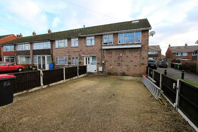 Thumbnail Flat for sale in Wood Street, Wood End, Atherstone