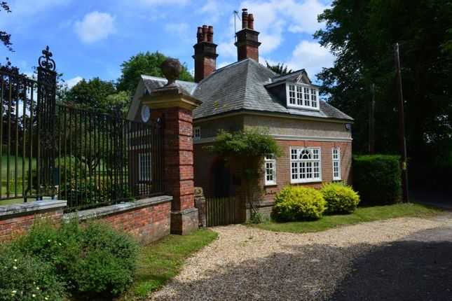 Thumbnail Detached house to rent in Chilton Foliat, Hungerford
