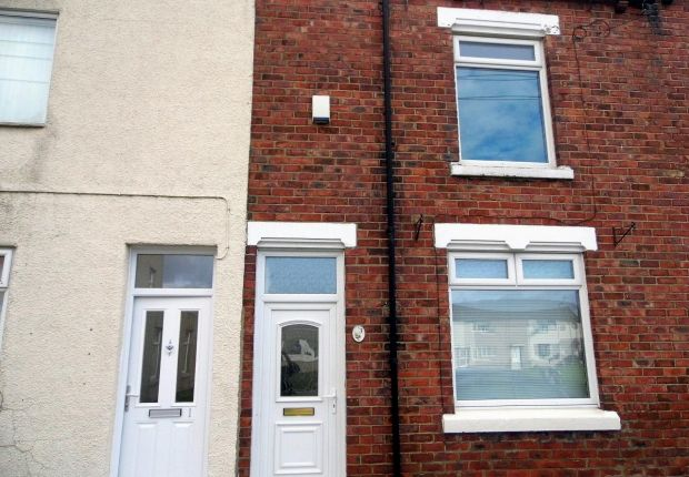 Thumbnail Terraced house for sale in Hillside Road, Coundon, Bishop Auckland