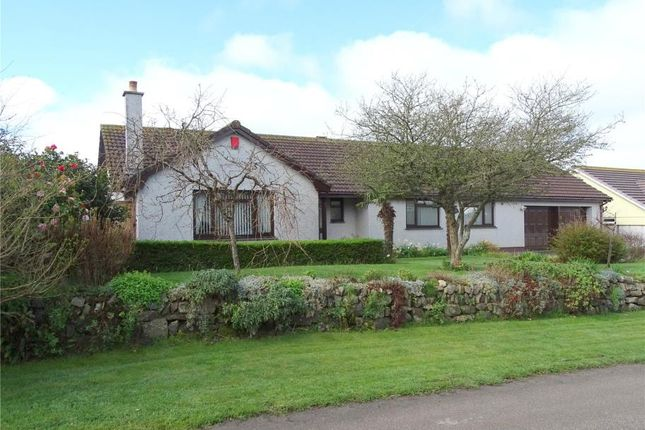 Thumbnail Detached bungalow for sale in Relistian Lane, Reawla, Hayle