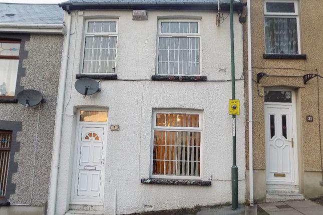 Thumbnail Terraced house for sale in Upper Royal Lane, Abertillery