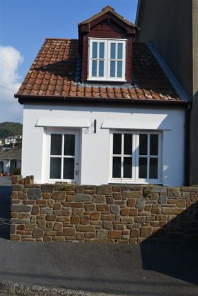 Thumbnail 1 bed detached house to rent in North Street, Braunton