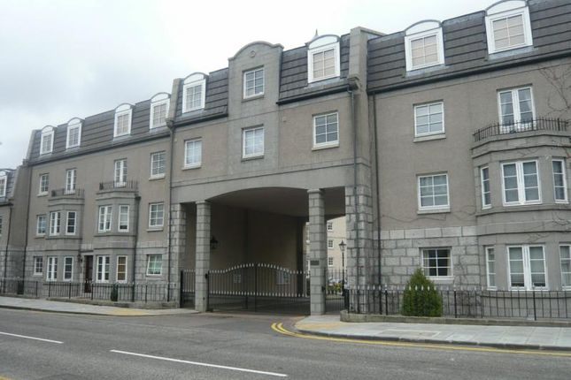 Thumbnail Terraced house to rent in Fonthill Avenue, Aberdeen
