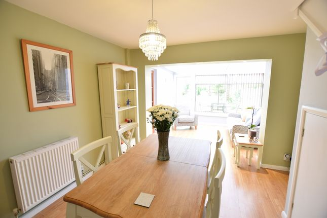 Dining Room of Castle Drive, Pevensey Bay BN24