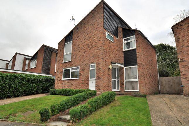 Thumbnail Detached house to rent in Badminton Close, Stevenage