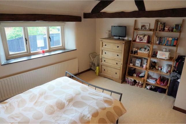 Bedroom of Walker Lane, Sutton SK11