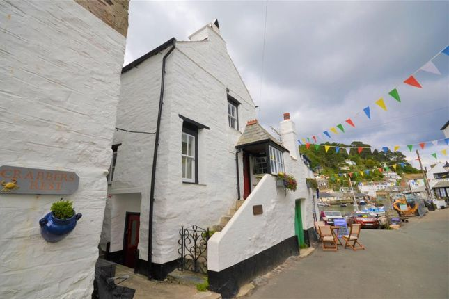 Thumbnail 1 bed end terrace house for sale in Lansallos Street, Polperro, Looe, Cornwall