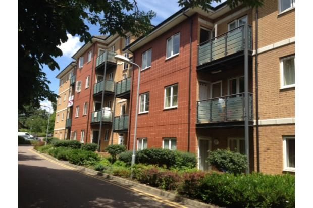 Thumbnail Flat to rent in The Parklands, Dunstable