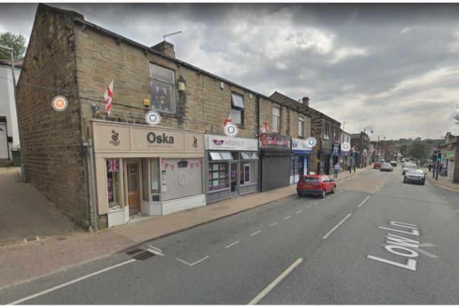 1 bed terraced house to rent in Low Lane, Birstall, Wakefield WF17