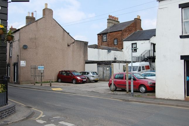 Thumbnail Land for sale in Southend Road, Penrith