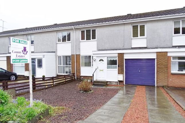 Thumbnail Terraced house for sale in Torry Drive, Alva