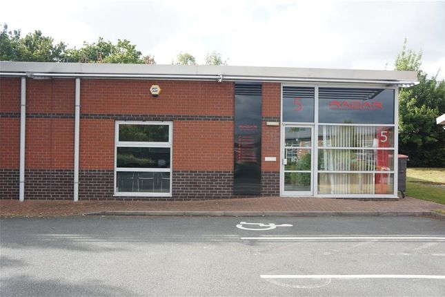 Thumbnail Office for sale in 5 Darwin Court Bicton Heath, Oxon Business Park, Shrewsbury, Shropshire