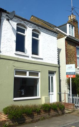 Thumbnail Terraced house to rent in Norfolk Street, Whitstable