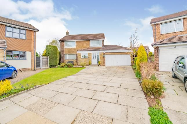 4 bed detached house for sale in Salthouse Close, Brandlesholme, Bury, Greater Manchester BL8
